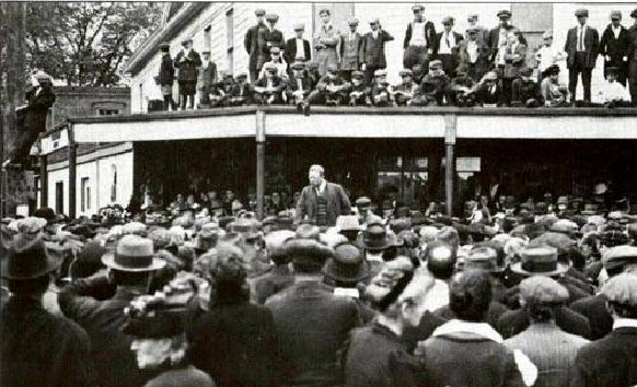 Theo Roosevelt Stump Speech