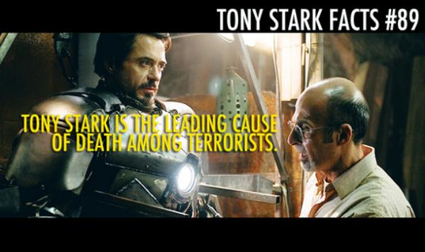 Tonystarkfacts89