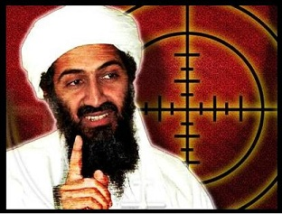 Bin Laden target small